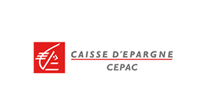 Logo Caisse d'Epargne CEPAC | client GEDEAS, Entreprise Adaptée