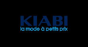 Logo Kiabi | client GEDEAS, Entreprise Adaptée