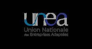 Logo Unea | partenaires GEDEAS, Entreprise Adaptée